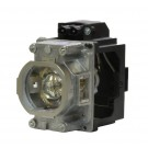 Original Inside lamp for EIKI EK-510U projector - Replaces 23040055 / 22040005